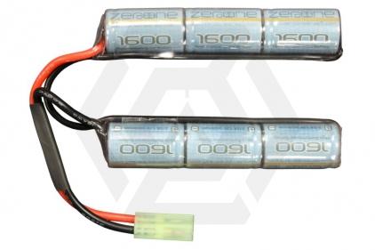 Zero One 7.2v 1600mAh NiMH High Performance Nunchuck Battery © Copyright Zero One Airsoft