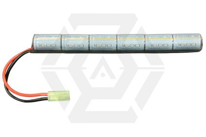 Zero One 7.2v 1600mAh NiMH High Performance Stick Battery © Copyright Zero One Airsoft