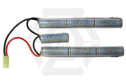 Zero One 8.4v 2200mAh NiMH High Performance Battery for Crane Stocks