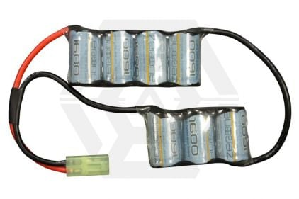 Zero One 8.4v 1600mAh NiMH High Performance Battery for G&G GR4 G26