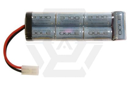 Zero One 8.4v 3700mAh NiMH High Performance Large Battery