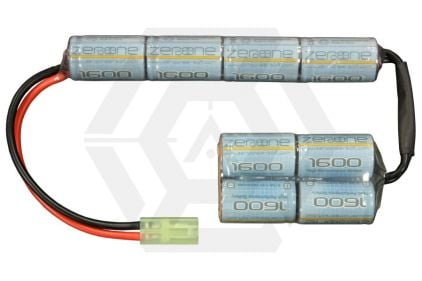 Zero One 9.6v 1600mAh NiMH Battery for SG556 RIS
