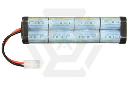 Zero One 9.6v 3700mAh NiMH High Performance Large Battery
