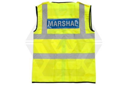 Zero One VizMax Pro Reflective Marshal Vest - Size Medium