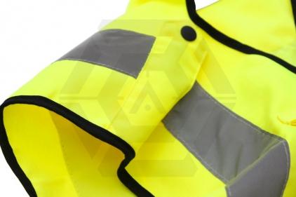 Zero One VizMax Pro Reflective Marshal Vest - Size Extra Large