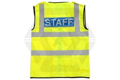 Zero One VizMax Pro Reflective Staff Vest - Size Medium