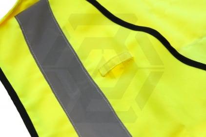 Zero One VizMax Pro Reflective Staff Vest - Size Large